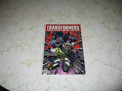 Transformers More Than Meets The Eye #53 (IDW)