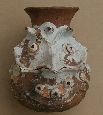 Clay Pot From The Sepik River / Chambri Area, Papua New Guinea