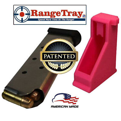 RangeTray Magazine SpeedLoader Speed Loader for Walther PPS 9mm Range Tray PINK