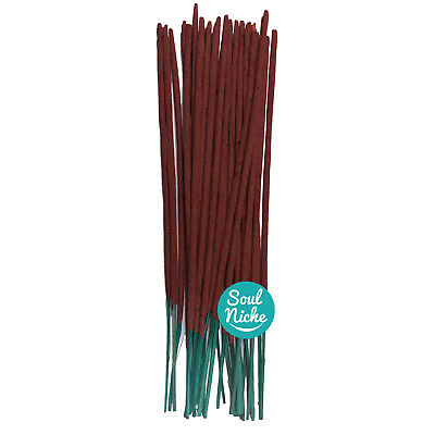 Henna Amber Incense Sticks from India