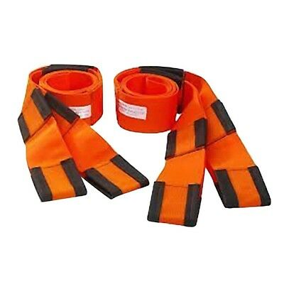 Multifunction Band Straps Solid Carrying Belt For Lifting Moving Furniture Nylon