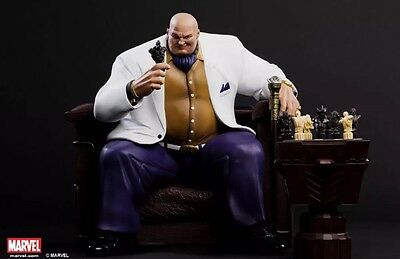 Xm Studios Kingpin 1:4 Scale Statue MIB Not Sideshow Spider-Man Villain In Hand