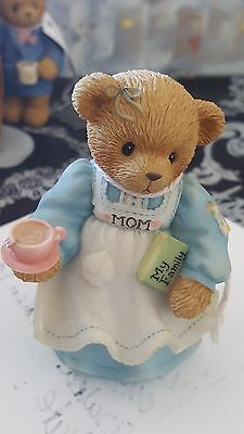 Cherished Teddies I Just Called to Say I Love You Mom