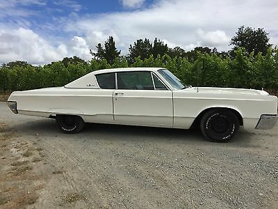 1967 Chrysler 300 Series  1967 Chrysler 300 Hardtop 2 Door