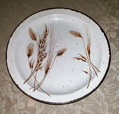 "Midwinter Stonehenge 'Wild Oats Dinner Plate 10.1/4"" Nice Condition"