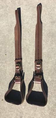 Fenders - Leather Ox Bow Set