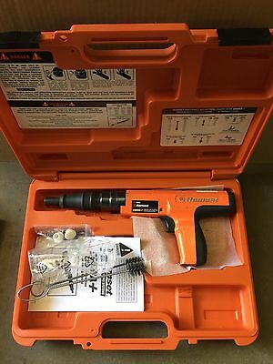 Ramset Cobra+ .27 Powder actuated Semi Auto Nail Gun Nailer Tool 16941 9735b