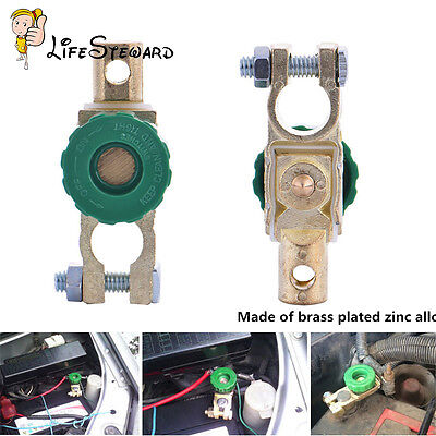 Universal Battery Terminal Disconnect Switch Link Automotive Cars & Trucks Part