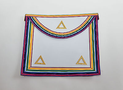 Royal Ark Mariner Grand Officers Apron - Masonic