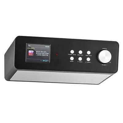 COUNTER KITCHEN RADIO 6cm INTERNET TFT WiFi DAB+ MP3 AUX HIFI STEREO SPEAKER