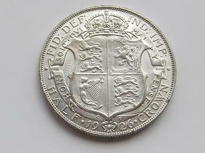 George V - 1926 Halfcrown - Great collectable coin with only light wear