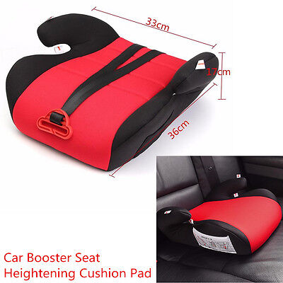 BABY KIDS Child Car Booster Seat Safety Chair Heightening Pad with