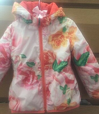 Ted Baker Girls Coat 3-4 Years