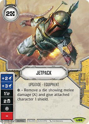 Jet Pack - 1 Die/Card - Star Wars Destiny Awakenings