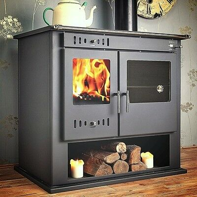 solid fuel cooker with boiler  Zona Victoria B