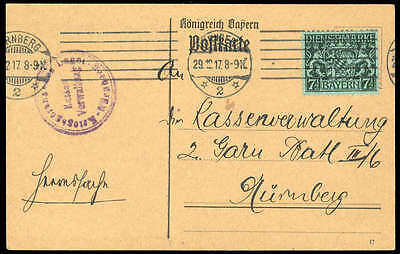 Bayern Nr. D 18 Brief (1573016666)