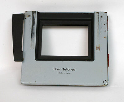 Used Durst Setoneg Negative Carrier