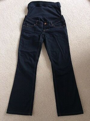 New Look Maternity Bootcut Jeans Size 8