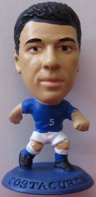 Alessandro Costacurta 2001 Italy Football Corinthian Figure Blue Base MC511