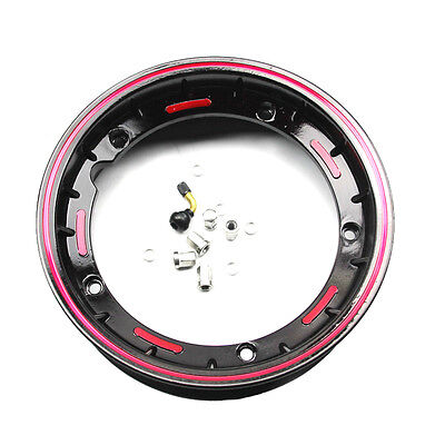 "10"" Aluminum Wheel Ring Scooter TUBELESS RIMS RIM SPACER X 1 PX LML T5 ALLOY"