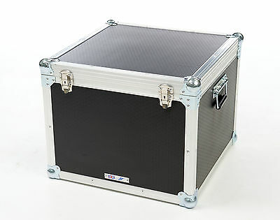 5 Star Cases UK Made General Purpose Foamed Transit 500mm Stacking Flight Cases
