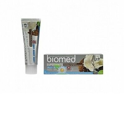 Splat BIOMED SUPERWHITE Kokosnuss Whitening Zahnpasta/ 100g