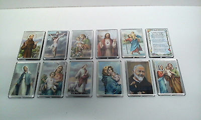 Collection / Joblot Religious Fridge Magnets - New