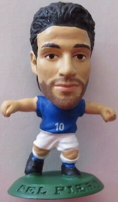 Alessandro Del Piero 2001 Italy Football Corinthian Figure Green Base MC476 Juve