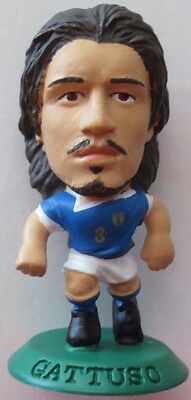Gennaro Gattuso 2004 Italy Football Corinthian Figure Green Base MC1961 AC Milan
