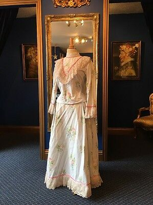 Lovely Victorian Style Two Piece Theatrical Dress, Lovely Detailing!!!