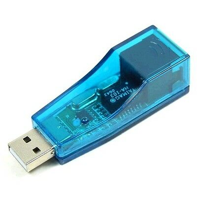 USB 2.0 Ethernet 10/100 Network LAN RJ45 Adapter SH M1N0