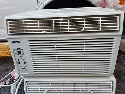 Danby 8000 BTU Window air conditioner / AC room cooler - DAC080EB4GDB