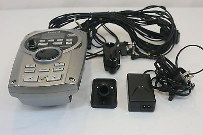 Roland TD-15 Electric Drum Brain Module V-Drum TD15 for 30 20 12 9 8 4 3 CY kits