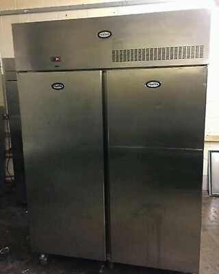 Foster Double Door Freezer