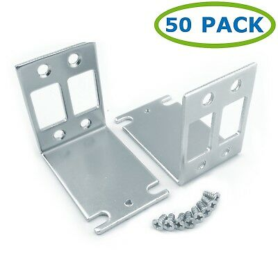 "NEW 19"" Rack Mount Bracket Ears for CISCO 1841, ACS-1841-RM-19 (50 PACK)"