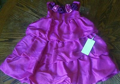 CAMILLA girls Dress with bloomers size 24 Months  New w Tags