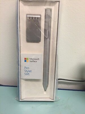Microsoft Surface™ Pen Stylet Stift (3XY-00002) Pro/Book Digital Stylus - Silver