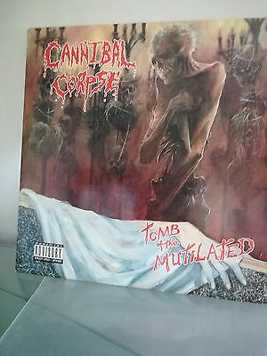 Cannibal Corpse ‎– Tomb Of The Mutilated - ROCK- METAL