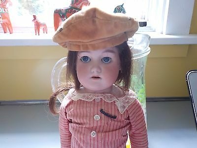 A&m Bisque Floradora Doll Germany 1910 15 Inches