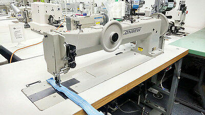 "Consew 744RB30-1 Single Needle 30"" Long Arm Extra Heavy Duty Walking Foot - USED"