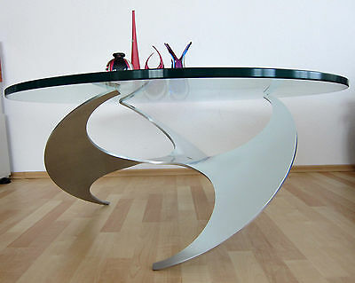 "Coffee Table Knut Hesterberg Modell K-9009 ""Propeller"" 1964 Loungetisch Knoll"