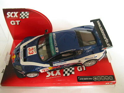 Scx - Scalextric Compatible 63190 Aston Martin Dbr 9 #33 Red Bull Mint Boxed
