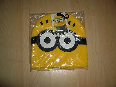 GENUINE Minions Touque Beanie Ski Cap Hat Despicable Me Minion NEW With tags