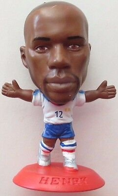 Thierry Henry 2006 France Football Corinthian Figure Red Base MC5747, Arsenal FC