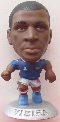 Patrick Vieira 2006 France Football Corinthian Figure Silver Base MC5617 Arsenal