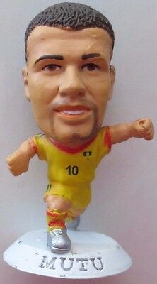 Adrian Mutu 2004 Romania Football Corinthian Figure White Base MC3127 Fiorentina