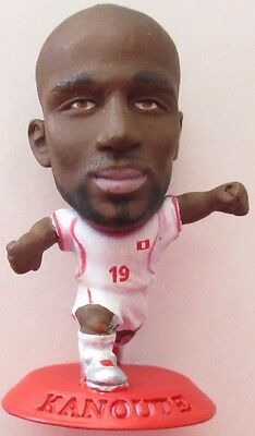 Frederic Kanoute 2004 Mali Football Corinthian Figure Red Base MC3110, Sevilla