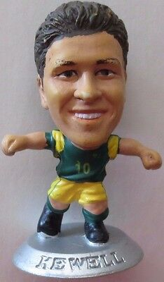 Harry Kewell 2003 Australia Football Corinthian Figure Silver Base MC1671, Leeds