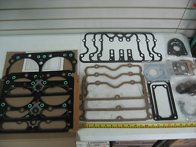 Head Gasket Set for Cummins 855 SC,BC I,II,III,NTC 400 PAI # 131316 Ref# 3801348