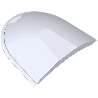 Bilco StakWel 55in. X 41in. Polycarbonate Clear Cover